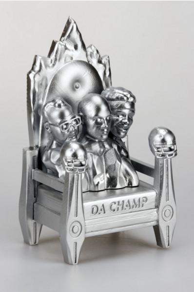 Trofeo en Impresión 3D Personalizado