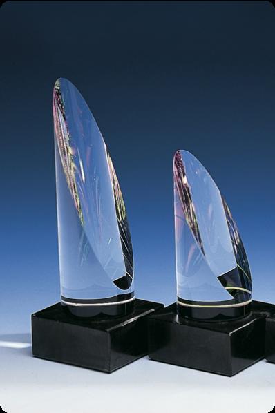 Bloque Cilíndrico de Cristal