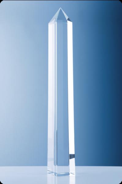 Aguja de Cristal