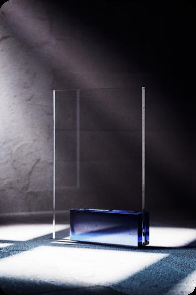 Trofeo de Base Azul