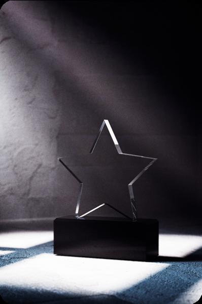 Estrella de Cristal