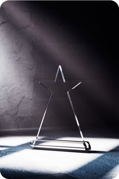 Trofeo Estrella de Cristal