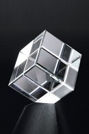 Cubo en Diagonal