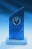 Trofeo de Cristal Azul