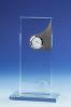 Placa Reloj con Elemento Decorativo