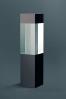 Ortoedro con Cristal Negro