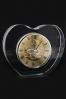 Gran Reloj de Vidrio