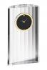 Reloj Estrecho de Cristal
