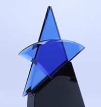 Cristal coloreado